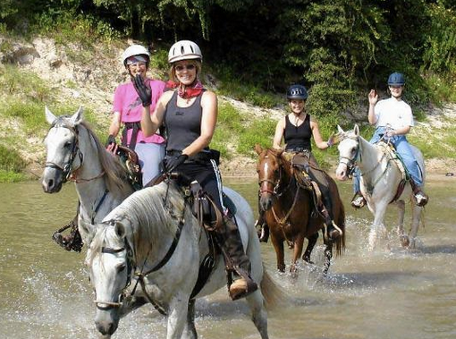 Cypress Trails Ranch _ Trail Rides